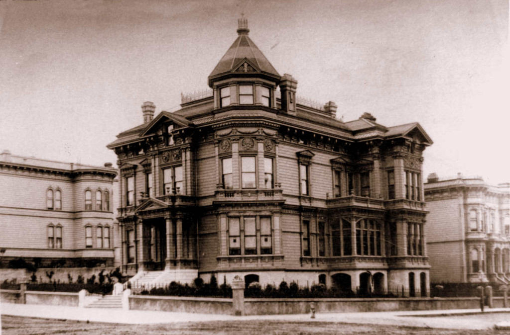 David N. Walter's well- furnished home in San Francisco, [1887]#WS3169.