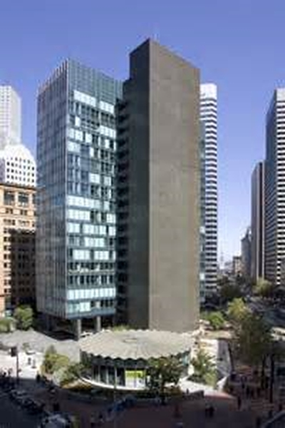 Crown Zellerbach Buildin in San Francisco