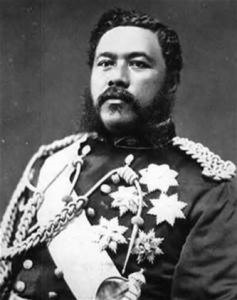 King Kalakuaua