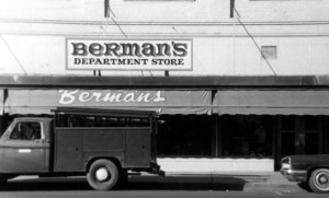 Berman's Department Store of Coalinga, #WS2360