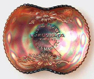 Utah Liquor Co Ashtray by Bergerman