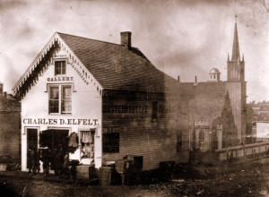 Charles Elfelt's Store & Gallery, #WS2704